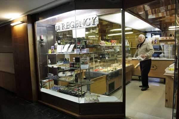 マルセイユのユニテ・ダビタシオン|パン屋・ベーカリー