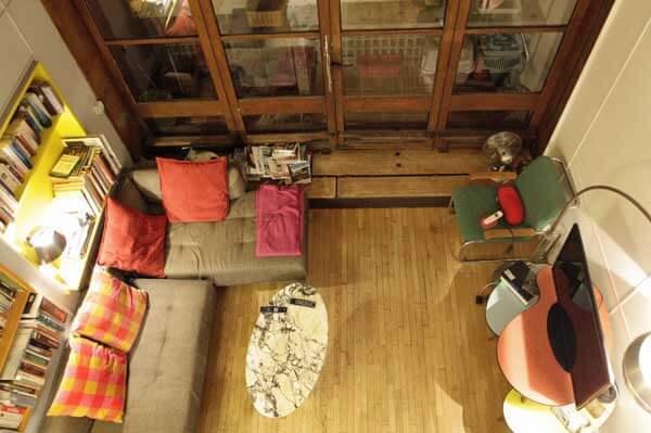 マルセイユのユニテ・ダビタシオン|住民の家